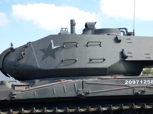Photo Diary M41 Walker Bulldog Tank Walkaround