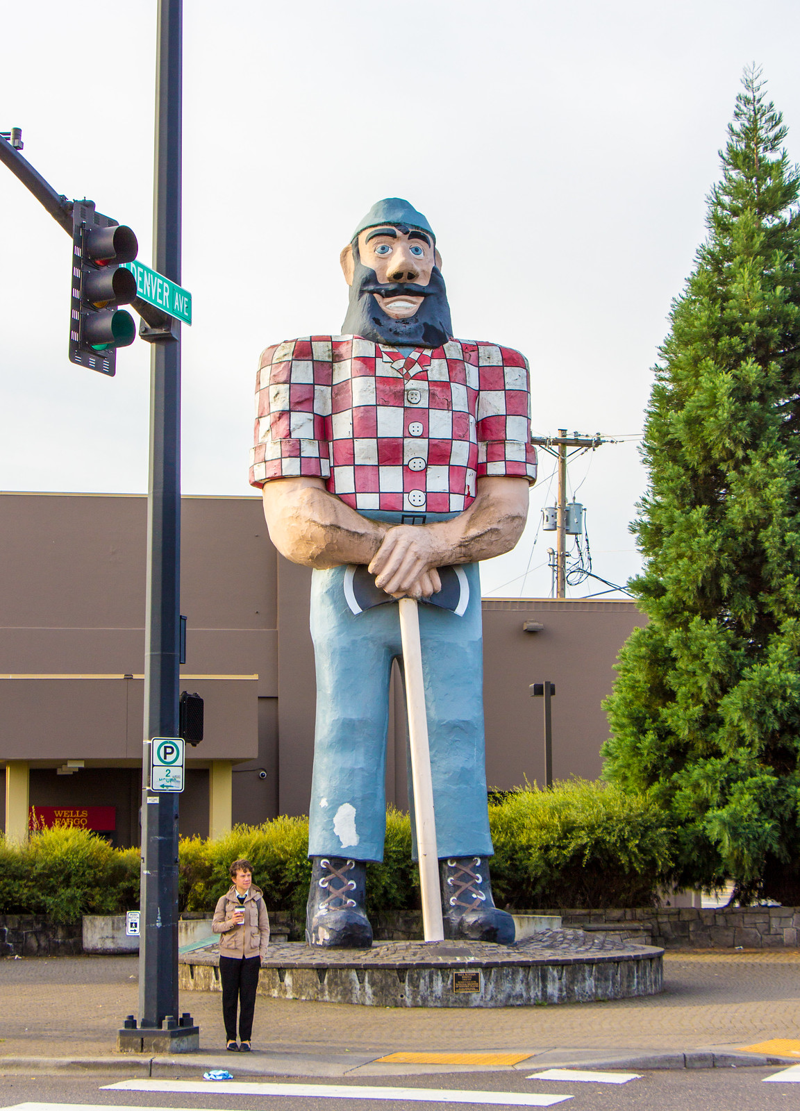 Kenton's Paul Bunyan