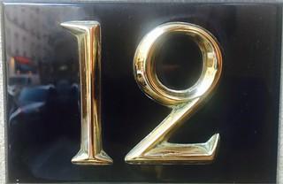Number 12