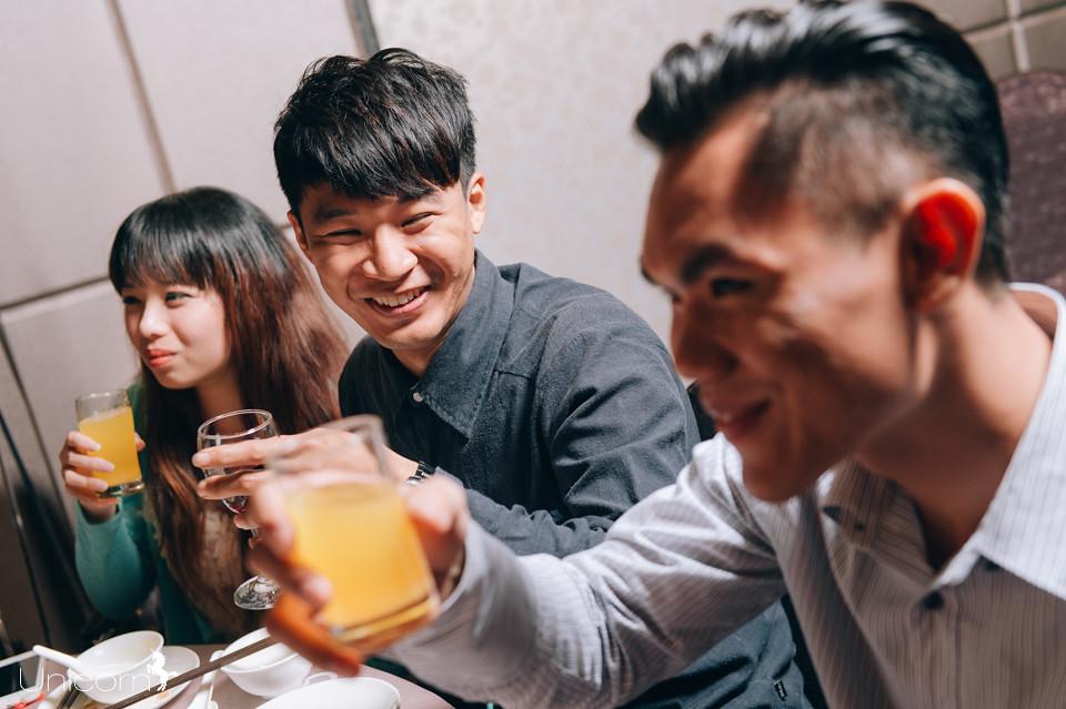 《婚攝》鑫霆 & 思妤 / 大里菊園
