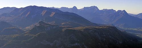 panorama alps austria october oberösterreich 2015 spitalampyhrn ennstaler pyhrgas grosepyhrgas
