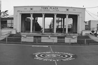 San Fernando City - Town Plaza court