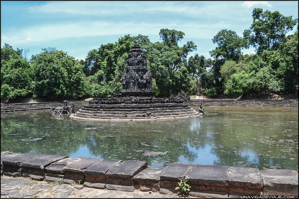 Neak Pean Camboya
