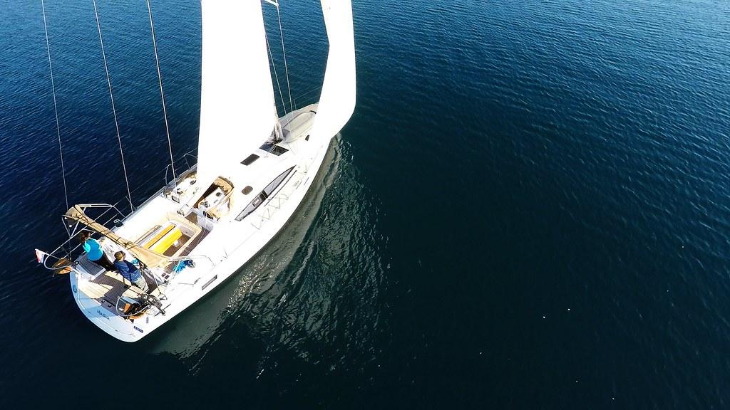 sail sailboat elan 45 impression sailing yacht sails   Flickr
