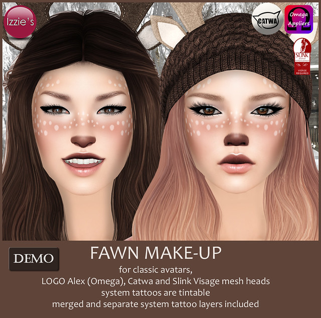 Fawn Make-Up