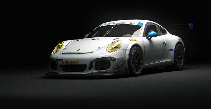 IER Modding Group Porsche GTD