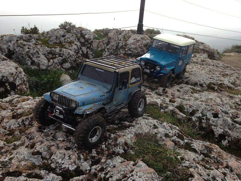 Jeep Wrangler YJ RcModelex 23575800591_2f5652da5e_c
