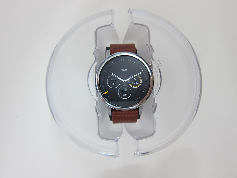 Moto 360 (2nd Gen) - Watch Holder