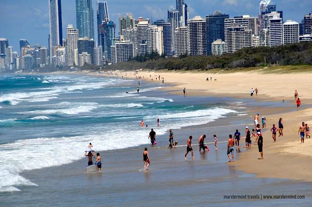 Gold Coast Stunning Beach Australia