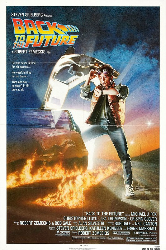Back to the Future - Poster 1