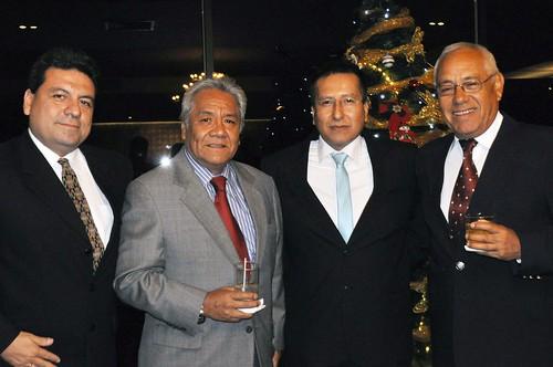 Cena navideña de Sercenco