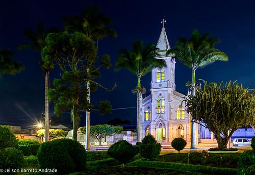 Catedral Nossa Senhora do Bom Conselho em Amargosa – Bahia, Brasil