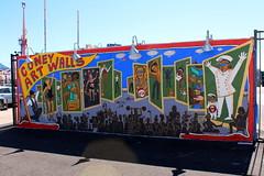 Coney Island - Coney Art Walls: Marie Roberts