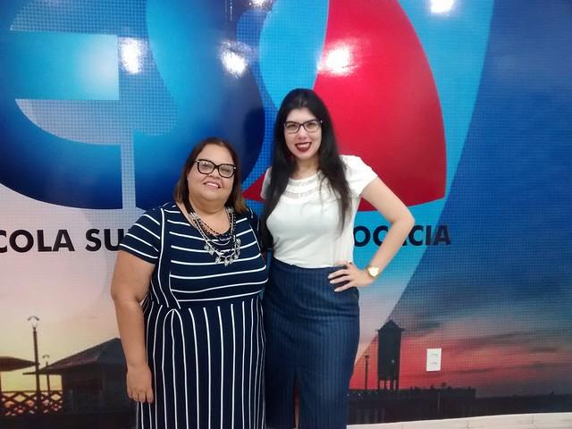 Curso Preparatório para o Exercício da Advocacia XL Edição, com a professora Dra. Daniele Silva