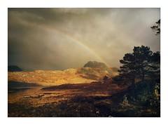 Slioch & Loch Maree, from Ob Gorm, Wester Ross