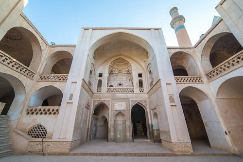 maḩallehyekhaţīr jamehmosqueofnatanz isfahan iran irn moschea geo:lon=5191307300 mosque geotagged geo:lat=3352019100 maḩallehyekhaå£ä«r
