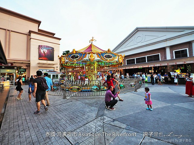 泰國 河濱夜市 Asiatique The Riverfront 80