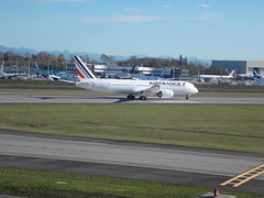 Air France Boeing 787-9 Delivery