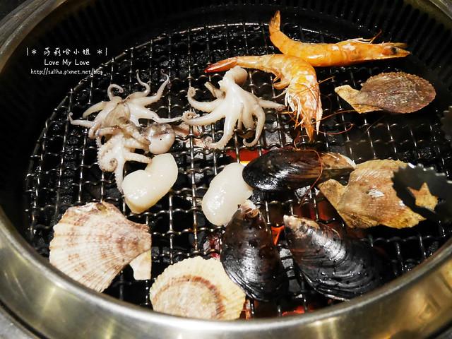公館瓦崎燒烤吃到飽海鮮燒肉烤肉 (23)