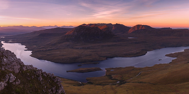 The Mountains of Coigach