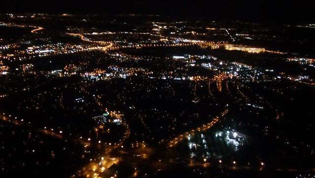 My Flying Story Part 10: Night Cross Country Flight