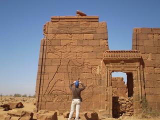 Apedemak Temple_Naqa_Natakamani_09012009
