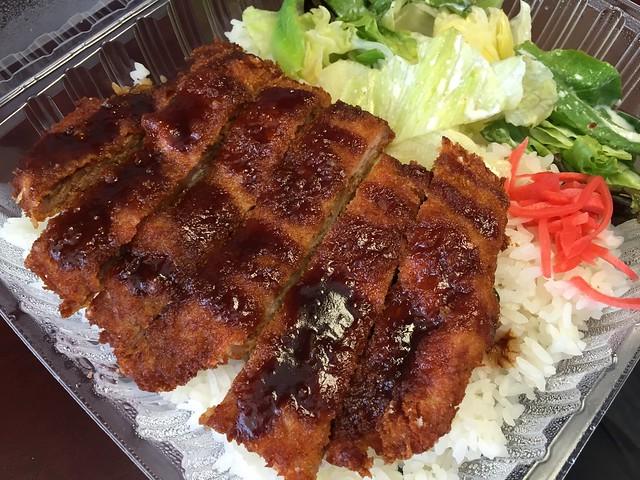 Katsu curry don - Katana-Ya