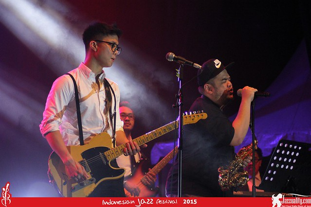 Indonesian Jazz Festival 2015 - Dikta Project(11)