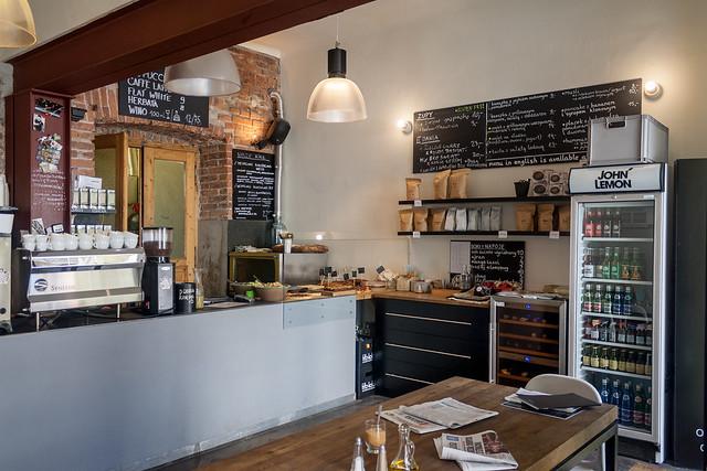 Karma cafe, Kraków