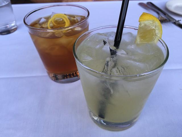 Churchill Manhattan & Hummingbird cocktail - Tinderbox Kitchen