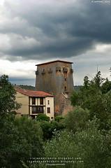 Torre de Fernán González (Covarrubias, Burgos)