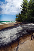 Chapel Creek and Lake Superior, Pictured Rocks National Lakeshore by WPC_Greenspace_Gavin