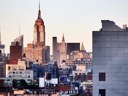 Chinatown and north, Manhattan