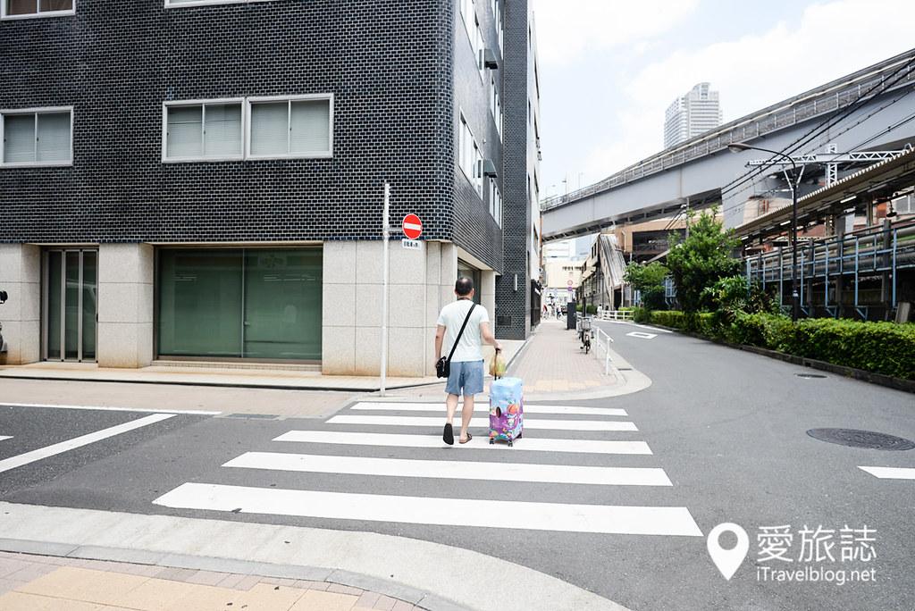 东京车站置物柜 01