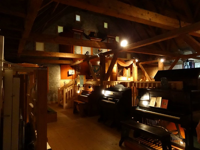 Le muséee suisse de l'orgue (en Suisse)  20954690508_e61d6e4ab4_c