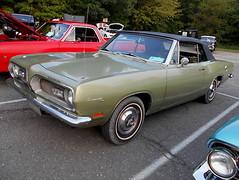 1969 Plymouth Barracuda Convertible