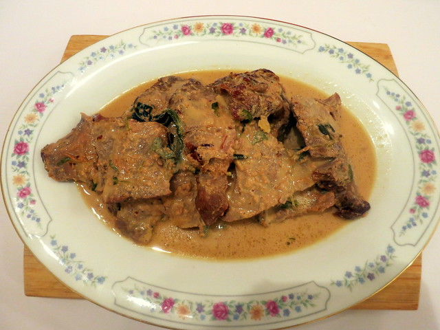 Pork shoulder braised in milk with sage