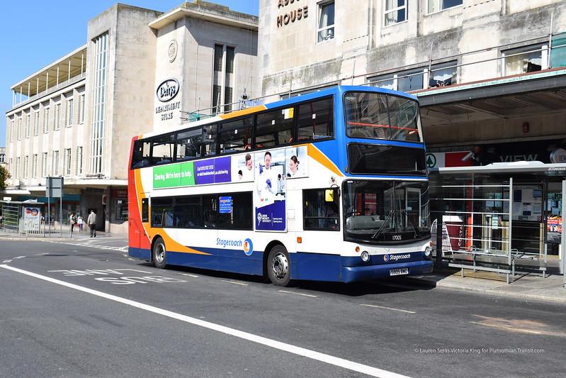 Stagecoach 17005 S805BWC
