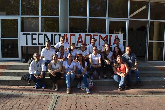 Visita a Tecnoacademia Regional Huila