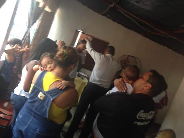 Casas de Oración: Caracas, Distrito Capital 13-09-15.
