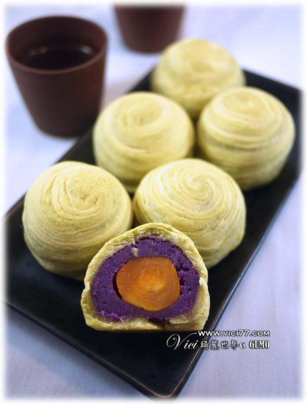 0921抹茶紫芋酥095