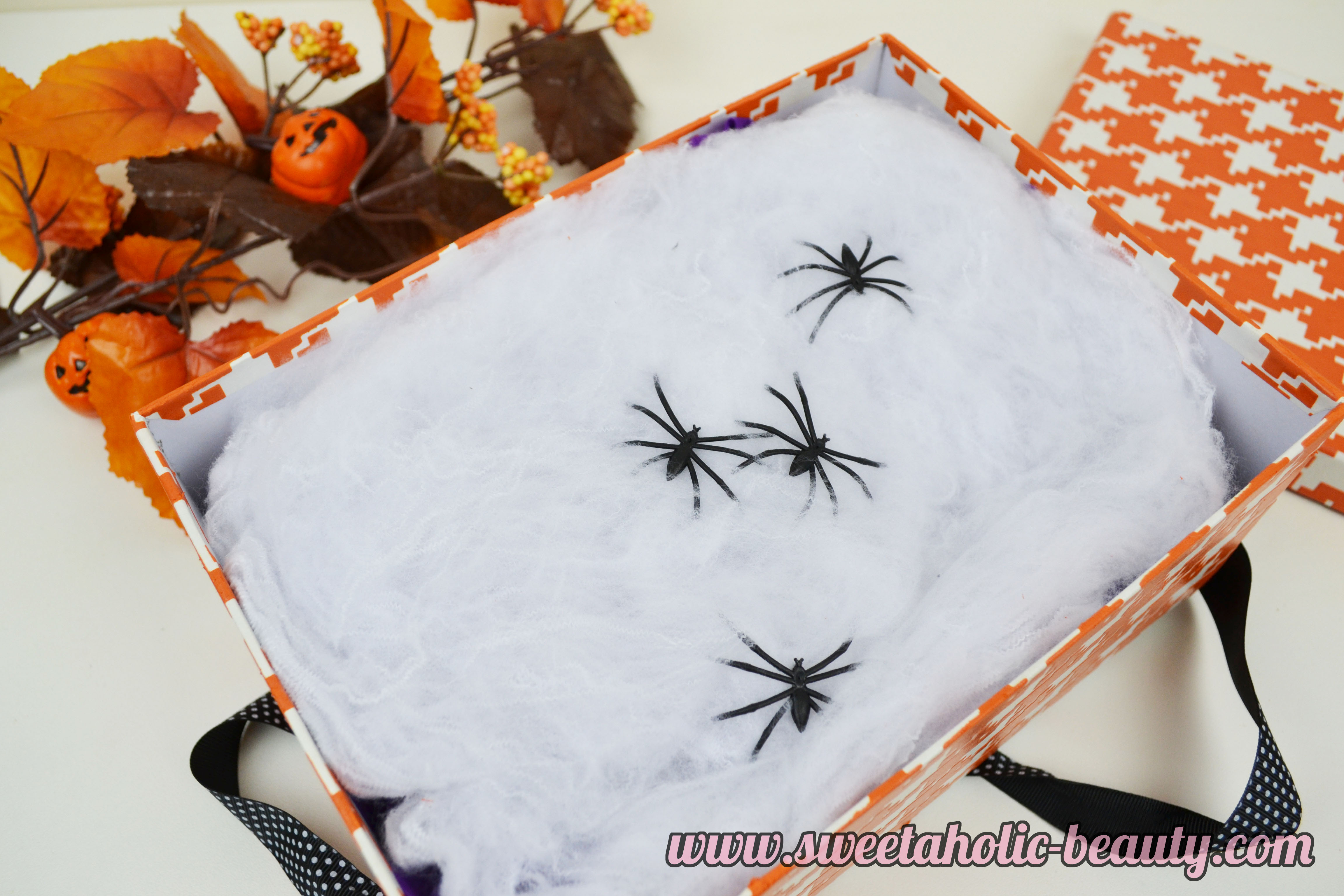 Halloween Swap with Jojo's Beauty - Sweetaholic Beauty