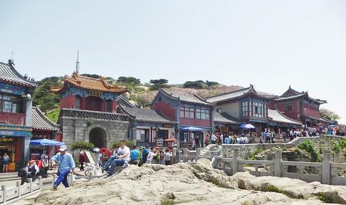 CH-Mont Taishan-Sommet 1-Porte céleste du Sud (6)