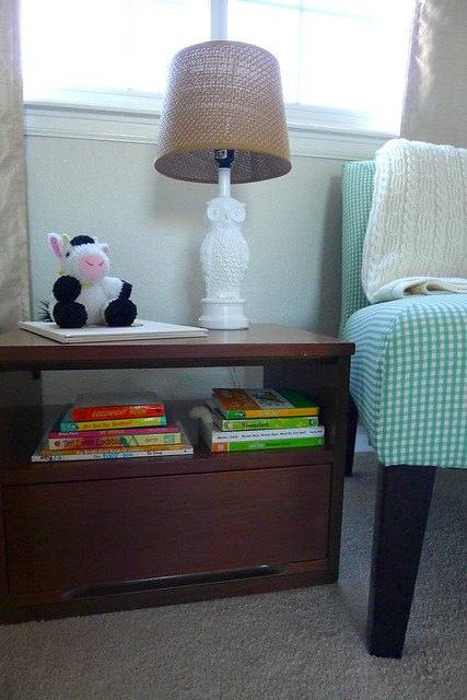 Book Nightstand