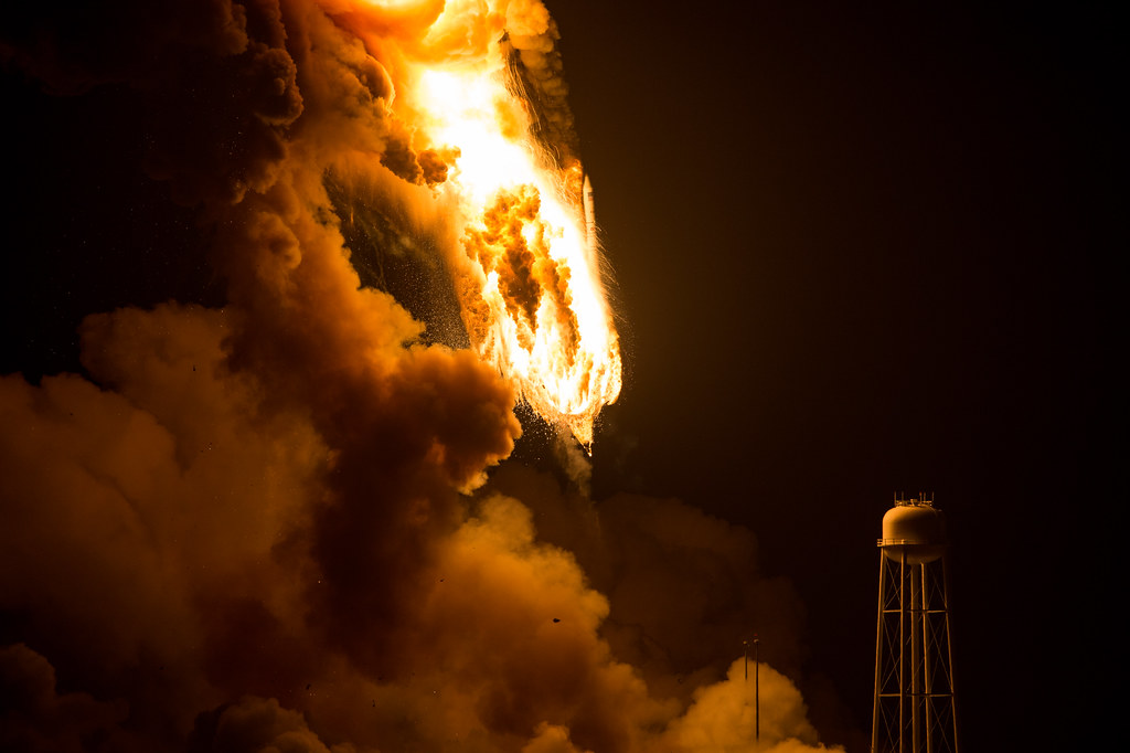 Orbital ATK Antares Launch (201410280035HQ)