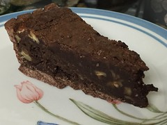 BB: Fudgy Pudgy Brownie Tart