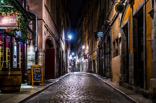 Rue des Trois Marie