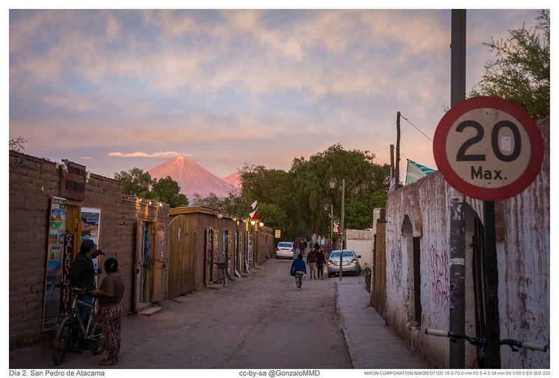 Día 2. San Pedro de Atacama