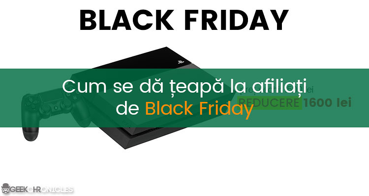 Romania black friday