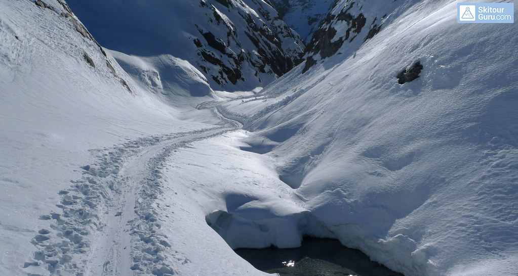Schalfkogel E (Langtalereck H.) Ötztaler Alpen / Alpi Venoste Österreich foto 15